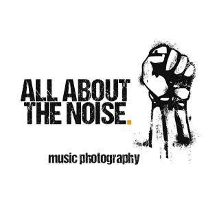 All About The Noise square logo music photography